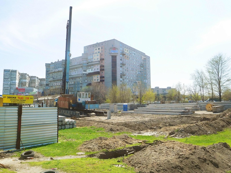 ЖК Грани | 20-25 эт. | 2021 строится Dscn8451