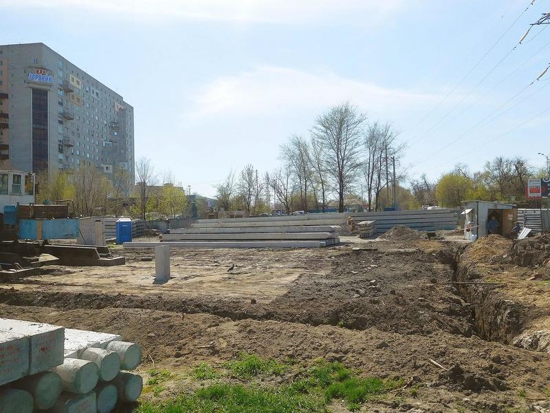 ЖК Грани | 20-25 эт. | 2021 строится Dscn8452