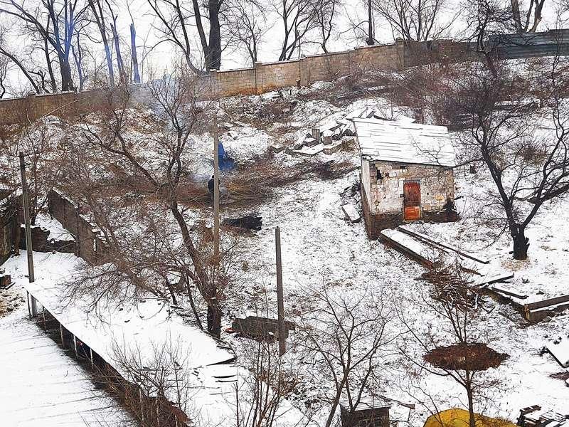 ЖК Новокодакские Башни | 2х25 эт. | 2022 строится Dscn9533