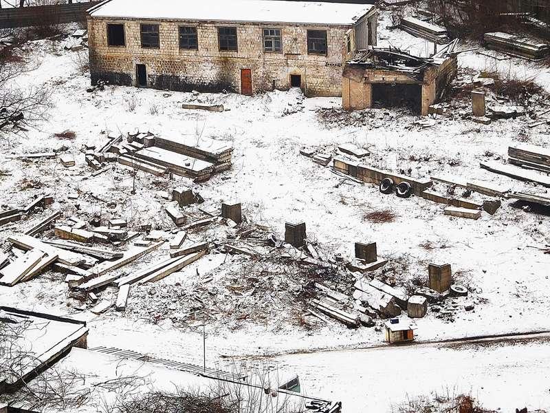 ЖК Новокодакские Башни | 2х25 эт. | 2022 строится Dscn9534