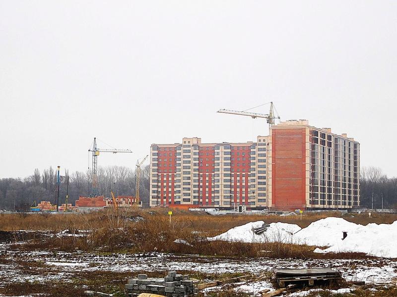 ЖК Днепровская Брама | 10x12 эт. | 2021 строится Dscn9610