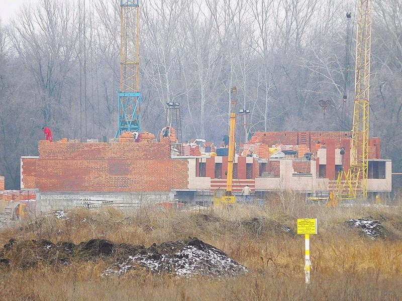 ЖК Днепровская Брама | 10x12 эт. | 2021 строится Dscn9615