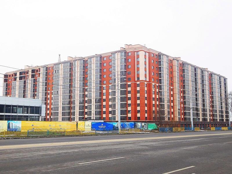 ЖК Днепровская Брама | 10x12 эт. | 2021 строится Dscn9616