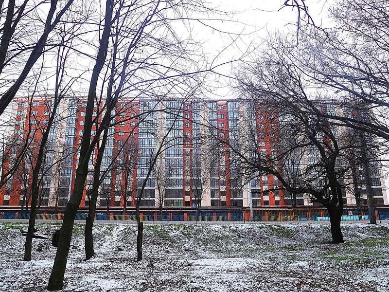 ЖК Днепровская Брама | 10x12 эт. | 2021 строится Dscn9618