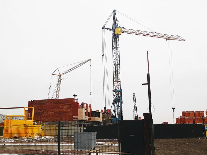 ЖК Днепровская Брама | 10x12 эт. | 2021 строится Dscn9622