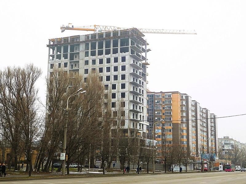 ЖК Victory Hall | 18 эт. | 2019 строится Dscn9811