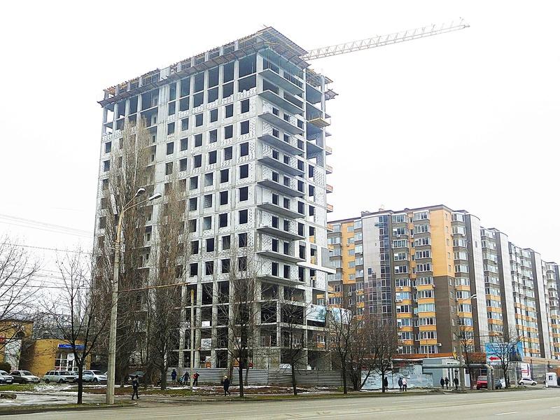 ЖК Victory Hall | 18 эт. | 2019 строится Dscn9813