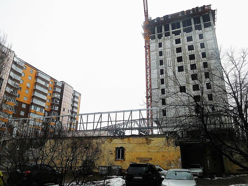 ЖК Victory Hall | 18 эт. | 2019 строится Dscn9818