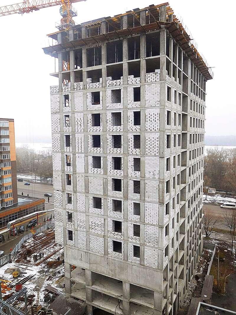 ЖК Victory Hall | 18 эт. | 2019 строится Dscn9824