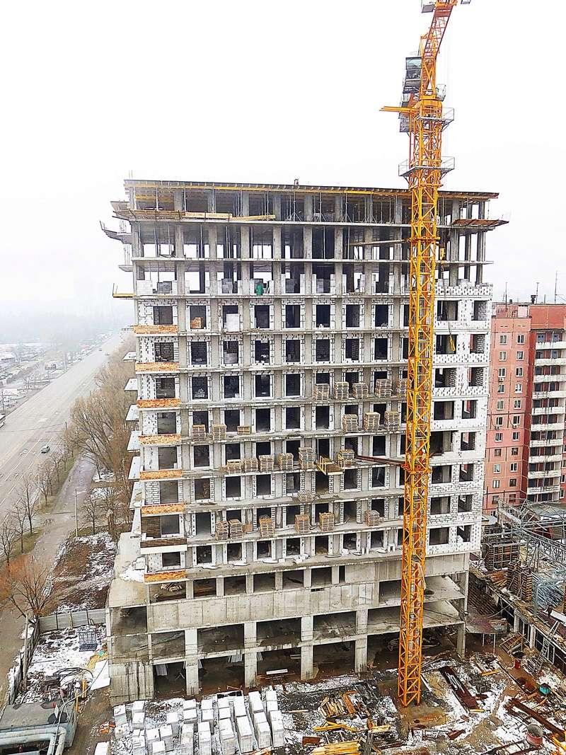 ЖК Victory Hall | 18 эт. | 2019 строится Dscn9825