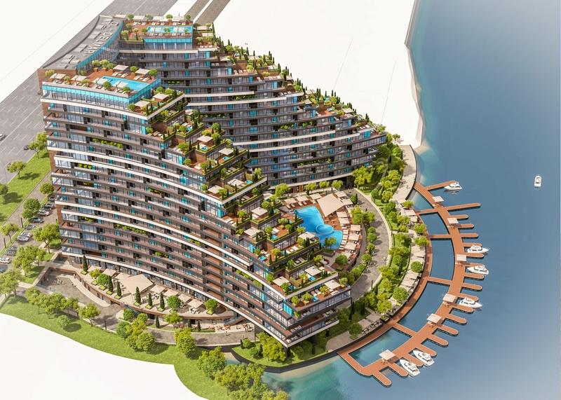 ЖК Delmar Home Club | 2x18 эт. | 2020 строится Vis114