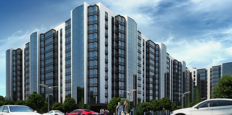 ЖК River Park   15x12 эт.   2021 строится Vis117