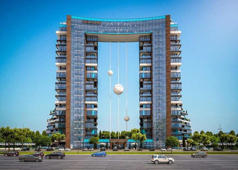 ЖК Delmar Home Club | 2x18 эт. | 2020 строится Vis214