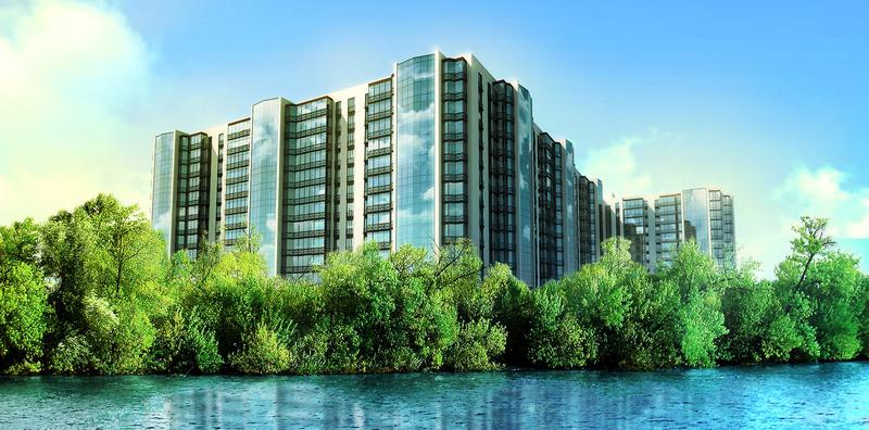 ЖК River Park   15x12 эт.   2021 строится Vis217
