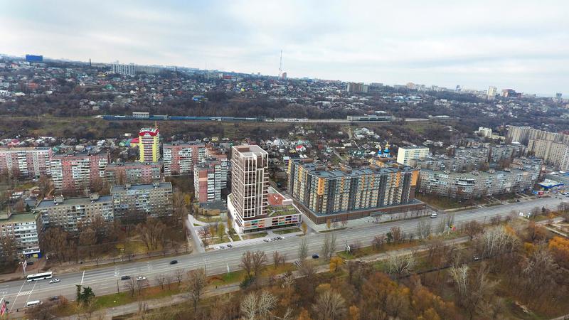 ЖК Victory Hall | 18 эт. | 2019 строится Vis231