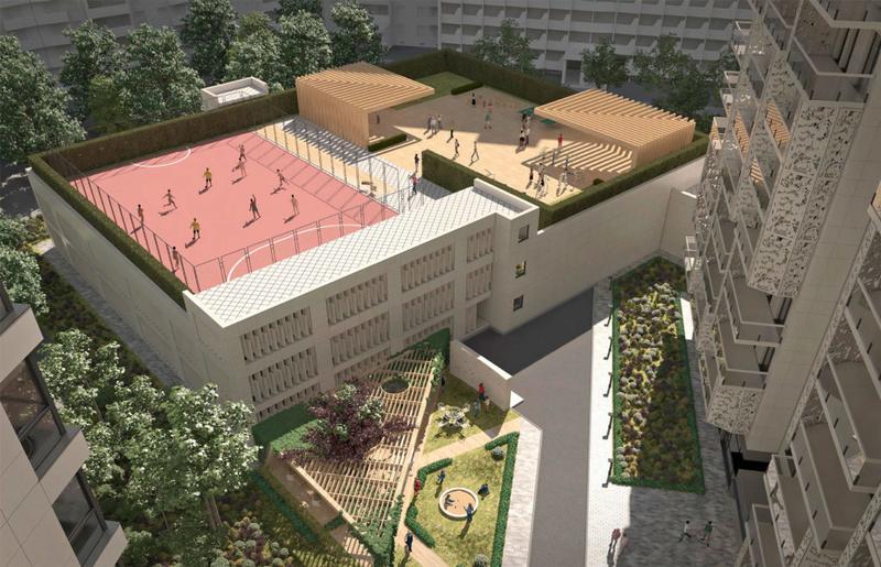 ЖК Comfort City Рыбинский | 2x11 | 2020 строятся Vis313