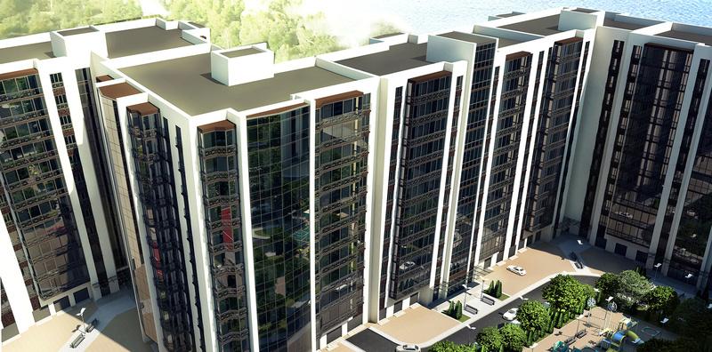 ЖК River Park   15x12 эт.   2021 строится Vis316