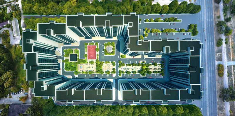 ЖК River Park   15x12 эт.   2021 строится Vis415