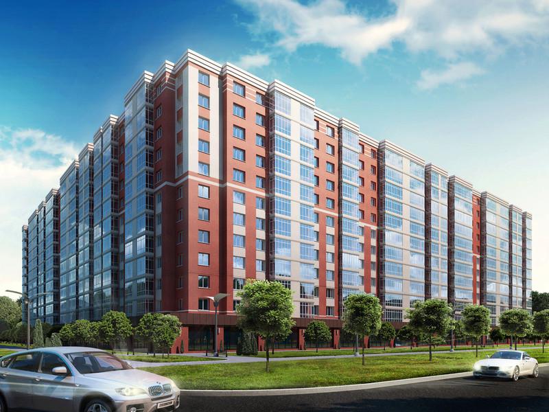 ЖК Днепровская Брама | 10x12 эт. | 2021 строится Vis427