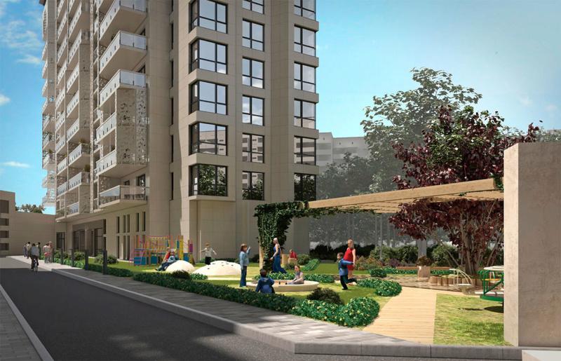 ЖК Comfort City Рыбинский | 2x11 | 2020 строятся Vis512