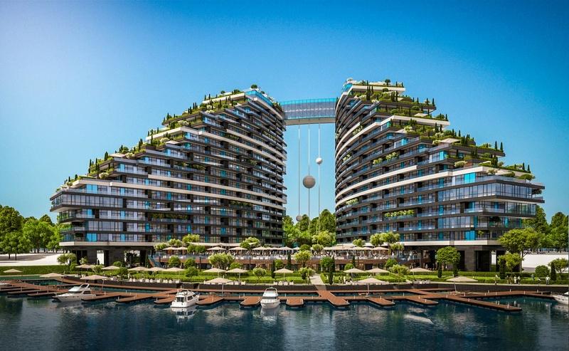 ЖК Delmar Home Club | 2x18 эт. | 2020 строится Vis513