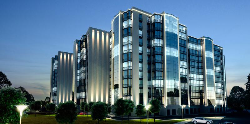 ЖК River Park   15x12 эт.   2021 строится Vis514