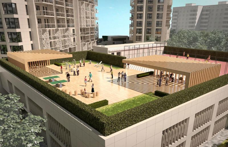 ЖК Comfort City Рыбинский | 2x11 | 2020 строятся Vis611
