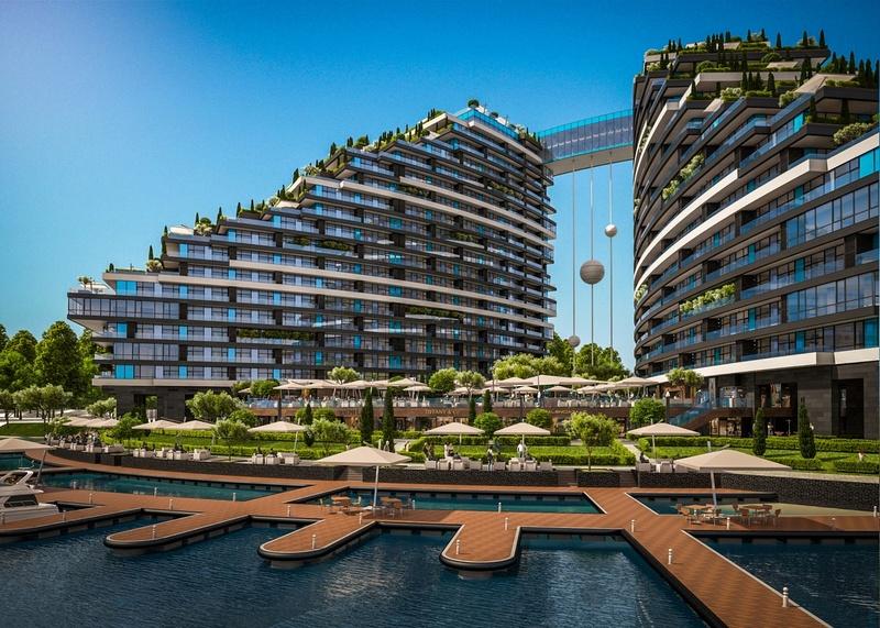 ЖК Delmar Home Club | 2x18 эт. | 2020 строится Vis612