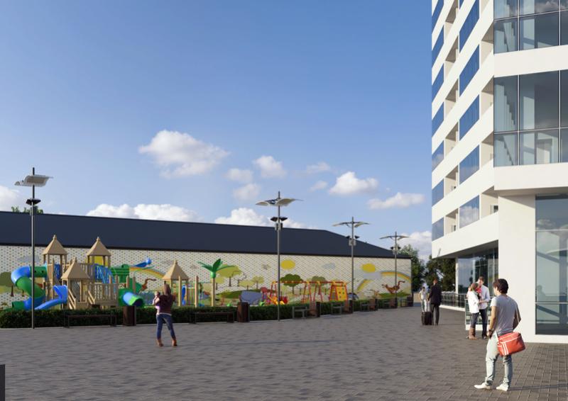 ЖК Новокодакские Башни | 2х25 эт. | 2022 строится Vis617