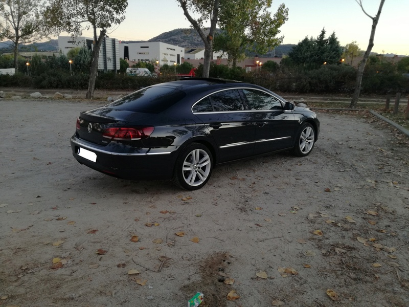 VW CC 1.4 160 CV DSG (MADRID) 111