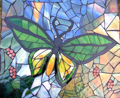 Ornithoptera mozaique !!! 15084010