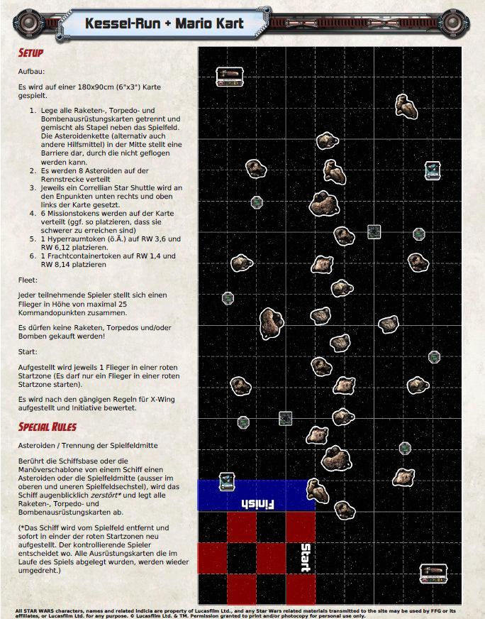 Kessel-Run + Mario Kart Kessel10