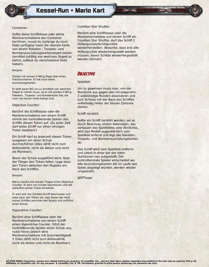 Kessel-Run + Mario Kart Kessel11