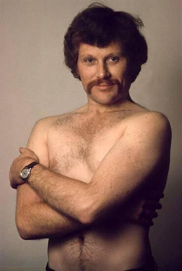 Colin Baker in the 70s Heroes10