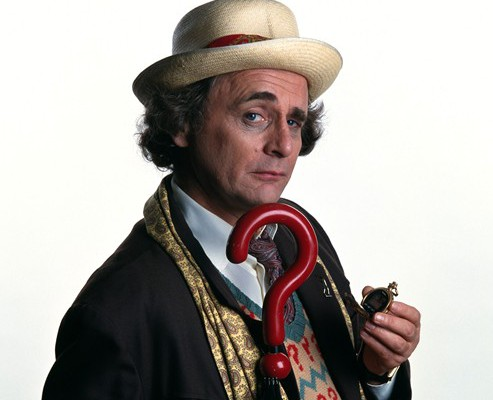 Who in your opinion is the definitive incarnation of the Doctor? Mccoy10