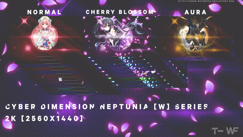 Cyberdimension Neptunia [w] Series Cyber_10