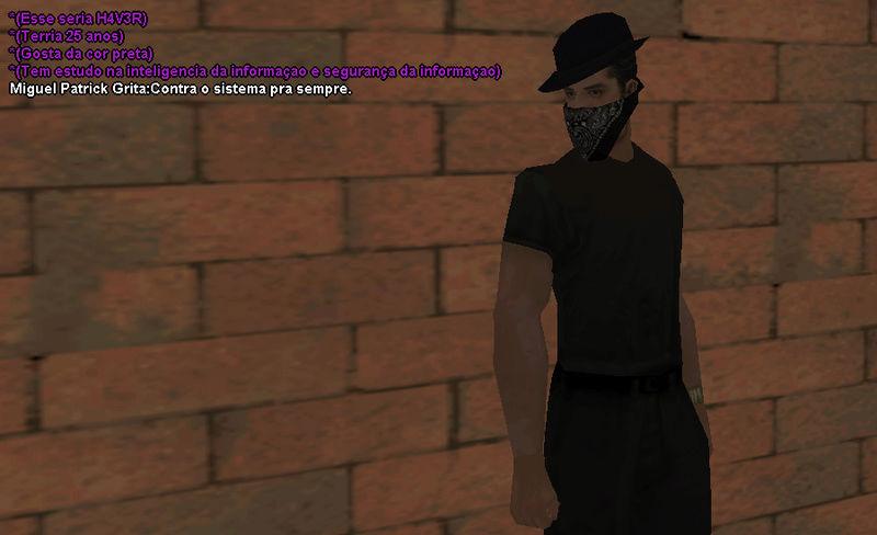 BlackNet -Contra o sistema H4v3r11