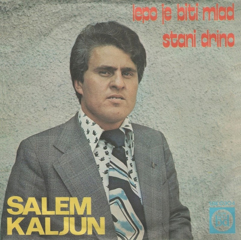 Salem Kaljun  1976 - Lepo ti je biti mlad Salem_11