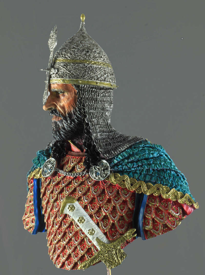 Salah ad-Din Yusuf ibn Ayyub (Saladino) 1/10 110