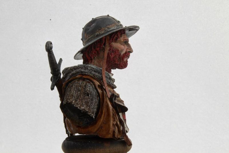 sergent des Templiers au XIIIème siècle 1/10  Img_2510