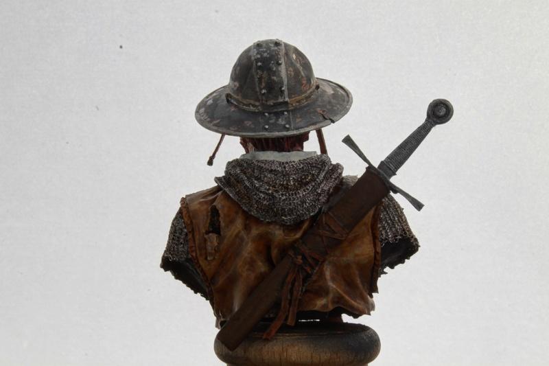 sergent des Templiers au XIIIème siècle 1/10  Img_2513