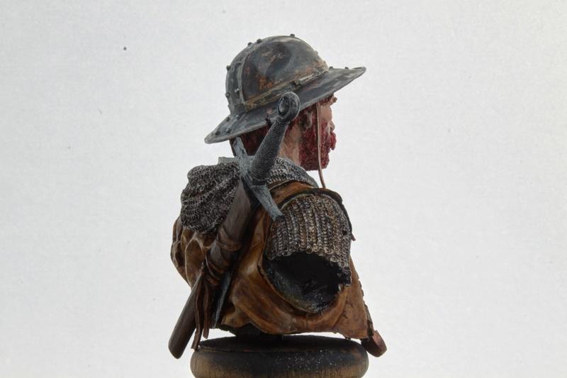 sergent des Templiers au XIIIème siècle 1/10  Img_2514