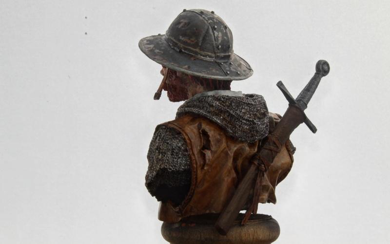 sergent des Templiers au XIIIème siècle 1/10  Img_2515