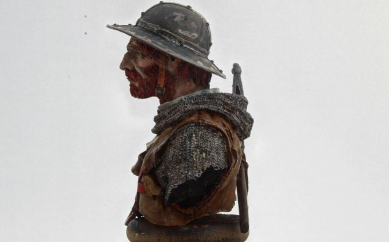 sergent des Templiers au XIIIème siècle 1/10  Img_2516