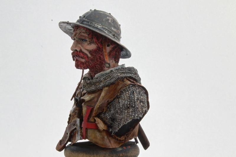 sergent des Templiers au XIIIème siècle 1/10  Img_2518