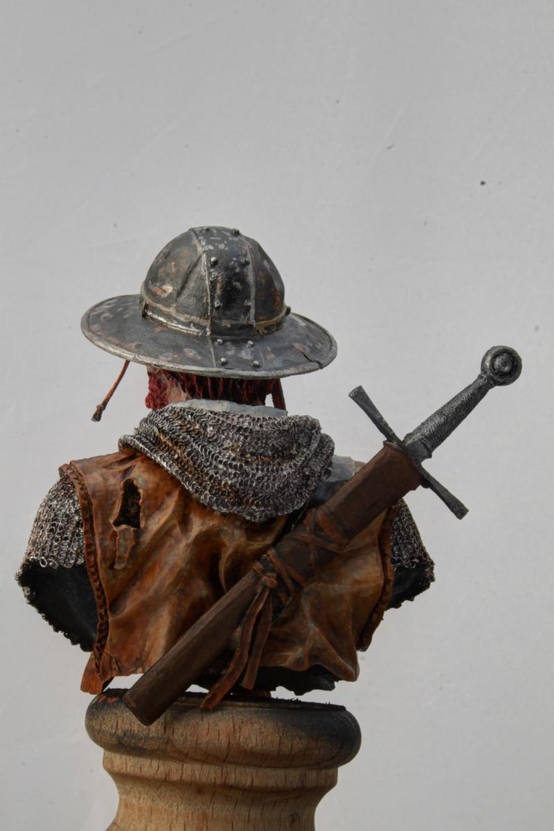 sergent des Templiers au XIIIème siècle 1/10  Img_2521
