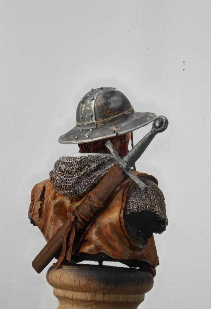 sergent des Templiers au XIIIème siècle 1/10  Img_2522