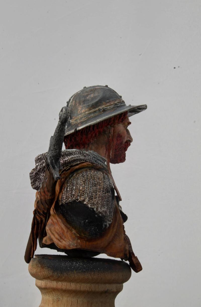 sergent des Templiers au XIIIème siècle 1/10  Img_2523