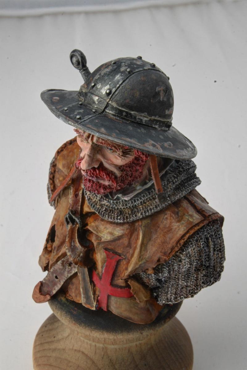 sergent des Templiers au XIIIème siècle 1/10  Img_2610