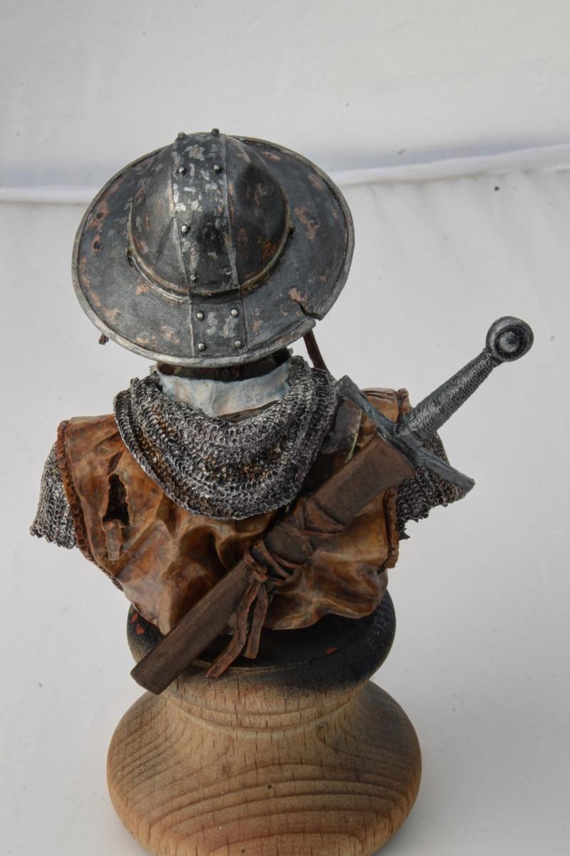"""Sergent des Templiers au XIIIème siècle 1/10 """" TERMINE """" Img_2611"""